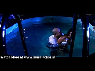 Very hot pool seduction scene from dirty relation movie