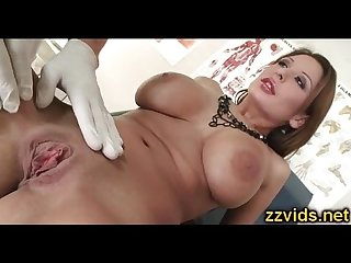 Beautiful Allison tyler fucked by Horny doc