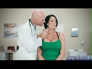 lpar reagan foxx rpar horny patient get hard sex from doctor vid 24