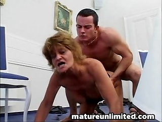 Ass fucking sucking threesome