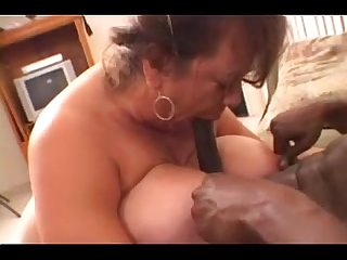 Bbw wife trying a bbc for the first time mature black cock video