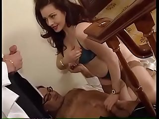 Doctor Hot sex with Patient and Worker