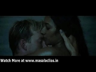 Tanisha mukharjee hot scenes collection from unindian