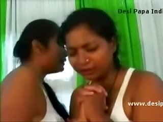 New hot lesbian threesome rough sex