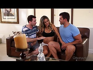 Nadia Styles In Love With Big Cocks