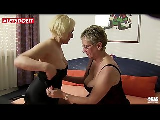 LETSDOEIT - German Matures Share Their Hubbies Cocks