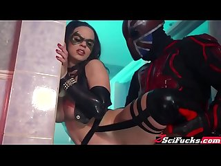 Nekane sweet is a horny villain who loves random Sex