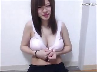 Petite Japanese with huge nipples adultwebshows period com