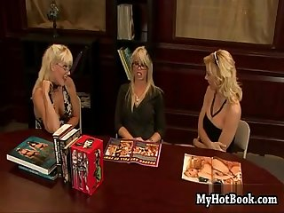 Brooke Haven Heidi Mayne and Holly Sampson are th