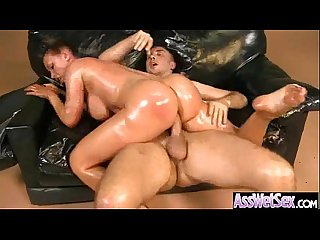 Anal Hardcore Sex With Big Oiled Wet Luscious Girl (nikki benz) vid-23