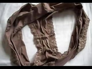 Cum on marya S dirty panties