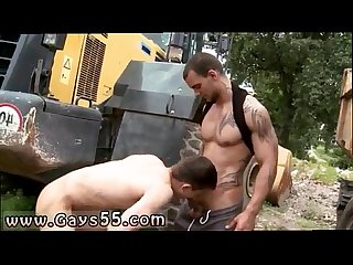 Big dick trade group gay porn bulldozer that ass