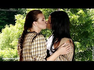 Oral Cowgirls by Sapphic Erotica - lesbian love porn with Klara - Ashley