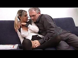 Teen babe with old man tubesclub com