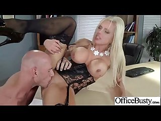 Office Sexy Girl (nina elle) With Big Rounf Boobs Get Hard Banged movie-22