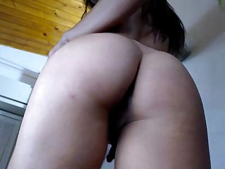 Danika mori in Hot live chat playing with her Sexy Ass and Anal plug insertion