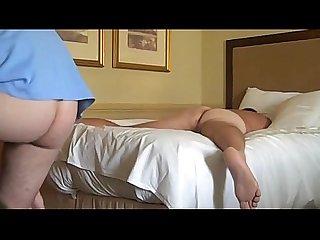 Levou garoto htero pra viajar E recebeu a recompensa no hotel