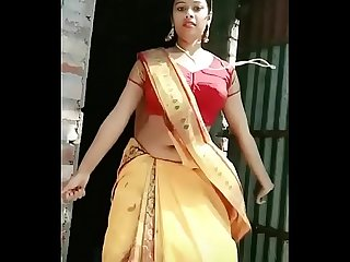 INDIAN OPEN NAVEL BELLY DANCE 143