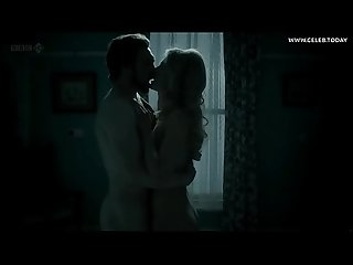 Rosamund pike Sex scene naked topless women in love 2011