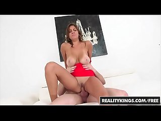 RealityKings - Big Tits Boss - (Kitana, Peter Green) - Boob Raise