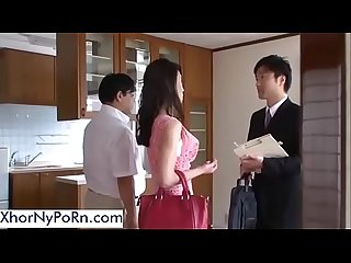 The realtor fucks this sexy asian wife xhornyporn com
