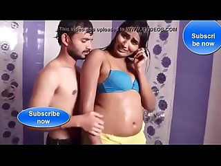 Indian husband wife homemade porn while bathing..