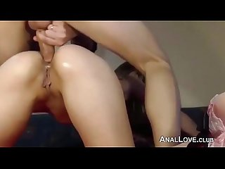 Fucking hot bitch s Ass and pussy