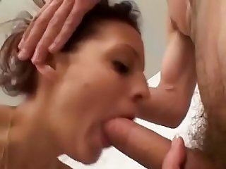 Innocent White Girl Fucked By Two Big Cock