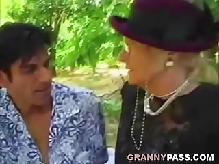 Fuck me all day real granny porn
