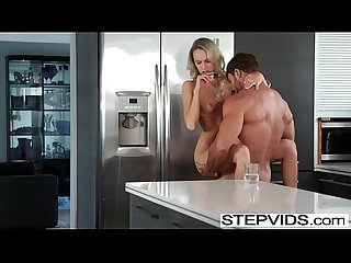 Emma hix gets fucked by her stepdad