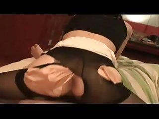 Elegant sex in the hotel