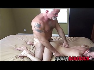 Sean storm worships muscle daddy jake marshalls fat cock