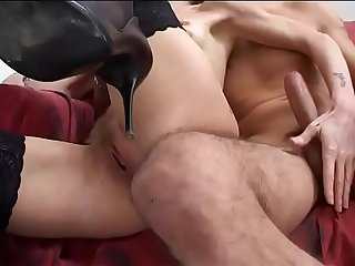 My cock can t resist to the irresistible charm of a mature slut vol 4