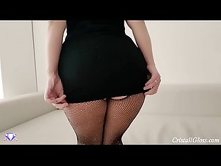 Big ass fuck pov cristall gloss