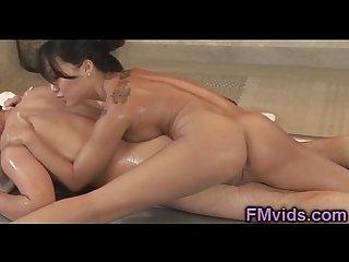 Asa akira japanese massage