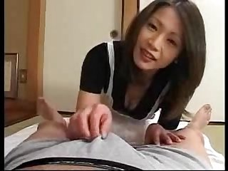 Japanese Milf seduces somebody s son 1 uncensored more on random porn com