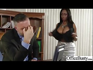 Sex Tape With Slut Office Bigtits Girl (codi bryant) clip-09
