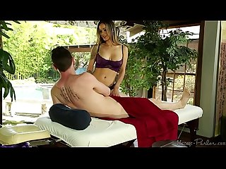 Nadia Styles happy ending massage