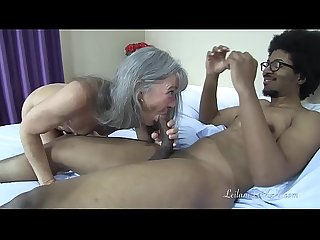 Milf Seduces a Dork TRAILER