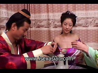 Chinese Dynasty erotic lover