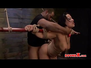 Bdsm becca diamond returns for more rope bondage and bdsm fucking 001 43