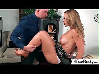 nicole aniston busty office girl in hard style sex action clip 19