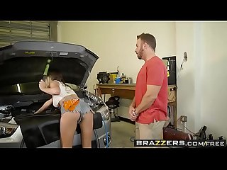 Brazzers Exxtra - (Ashley Adams, Chad White) - The Mechanic - Trailer preview