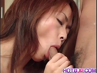 Tight jun nada moans with a big dick in her