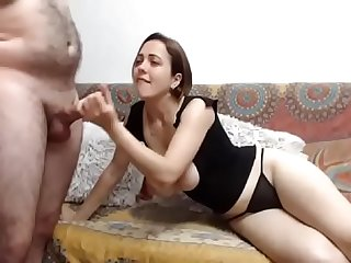 russians alex and busty thania