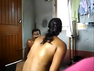 Indian Desi couple homemade