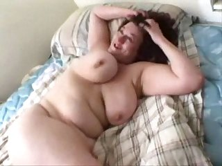Amateur period my horny wife on home made video