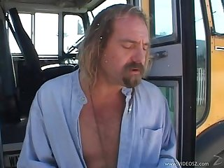 School Bus girls scene4