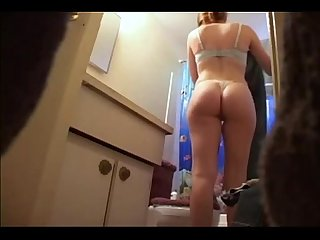 Hidden Camera Shower Free Amateur Porn Video BabyCamGirls.com
