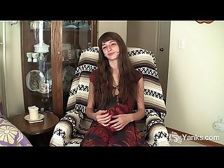 Kinky yanks babe willow talks